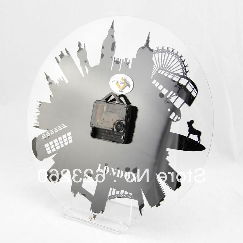 Wall clock customized photo