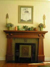Craftsman fireplaces photos