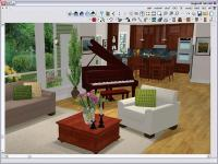 Interior design software using photos