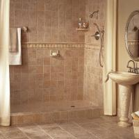 Small bathroom tile photos