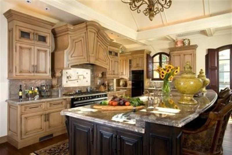 White Country French Kitchen Cabinets Modern French Country Kitchen Photos
