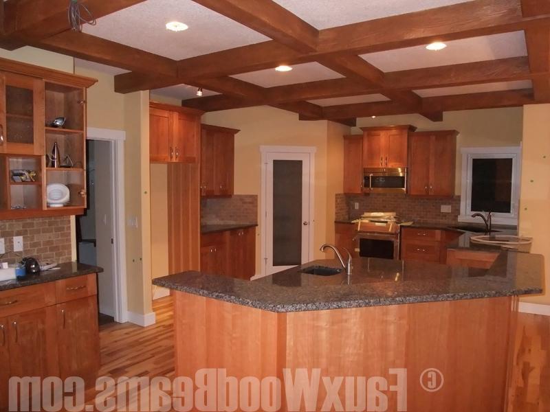 Wood beam ceilings photos