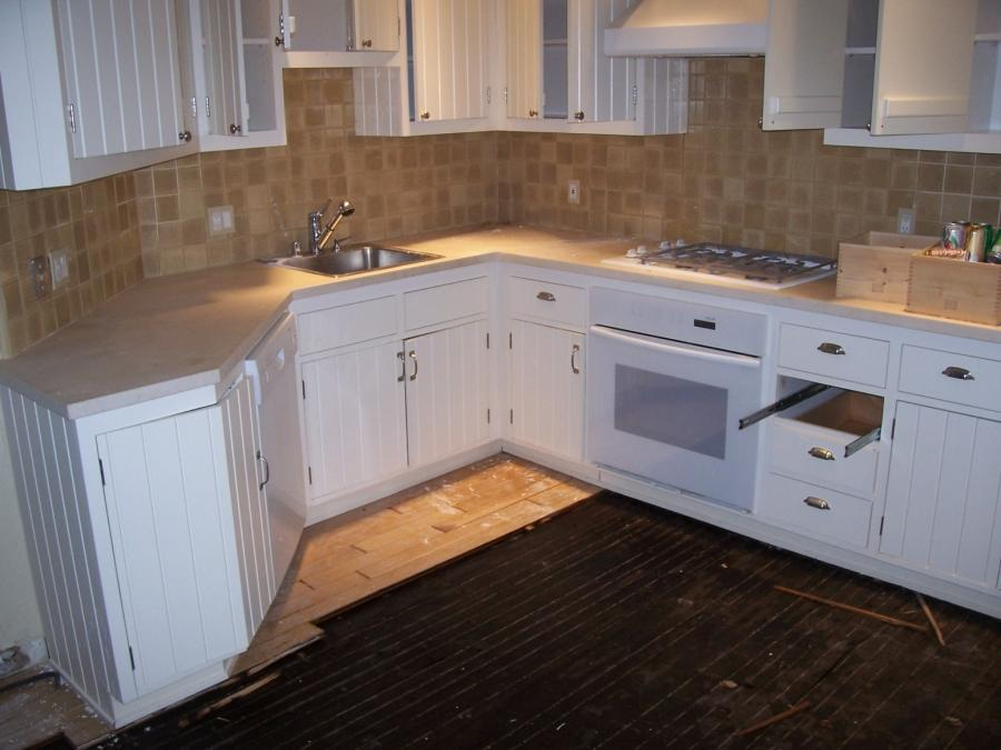 Photos refaced kitchen cabinets