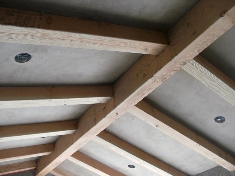 Wood beam ceiling photos