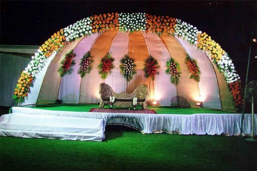 House Inside Decoration Simple Stage Decoration Photos