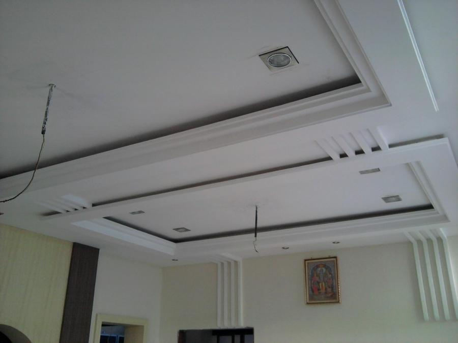P O P Fall Ceiling Wallpaper P O P Design In Ceiling Photo