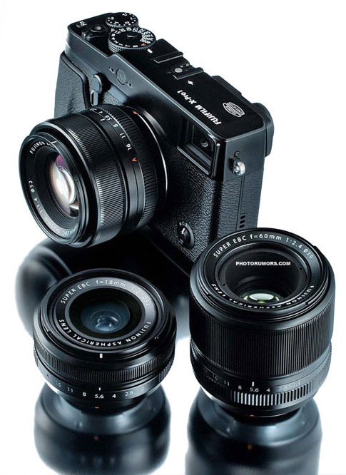 Fuji Pro 1 Two New Images Of The Fuji X-pro 1 Camera | Photo Rumors