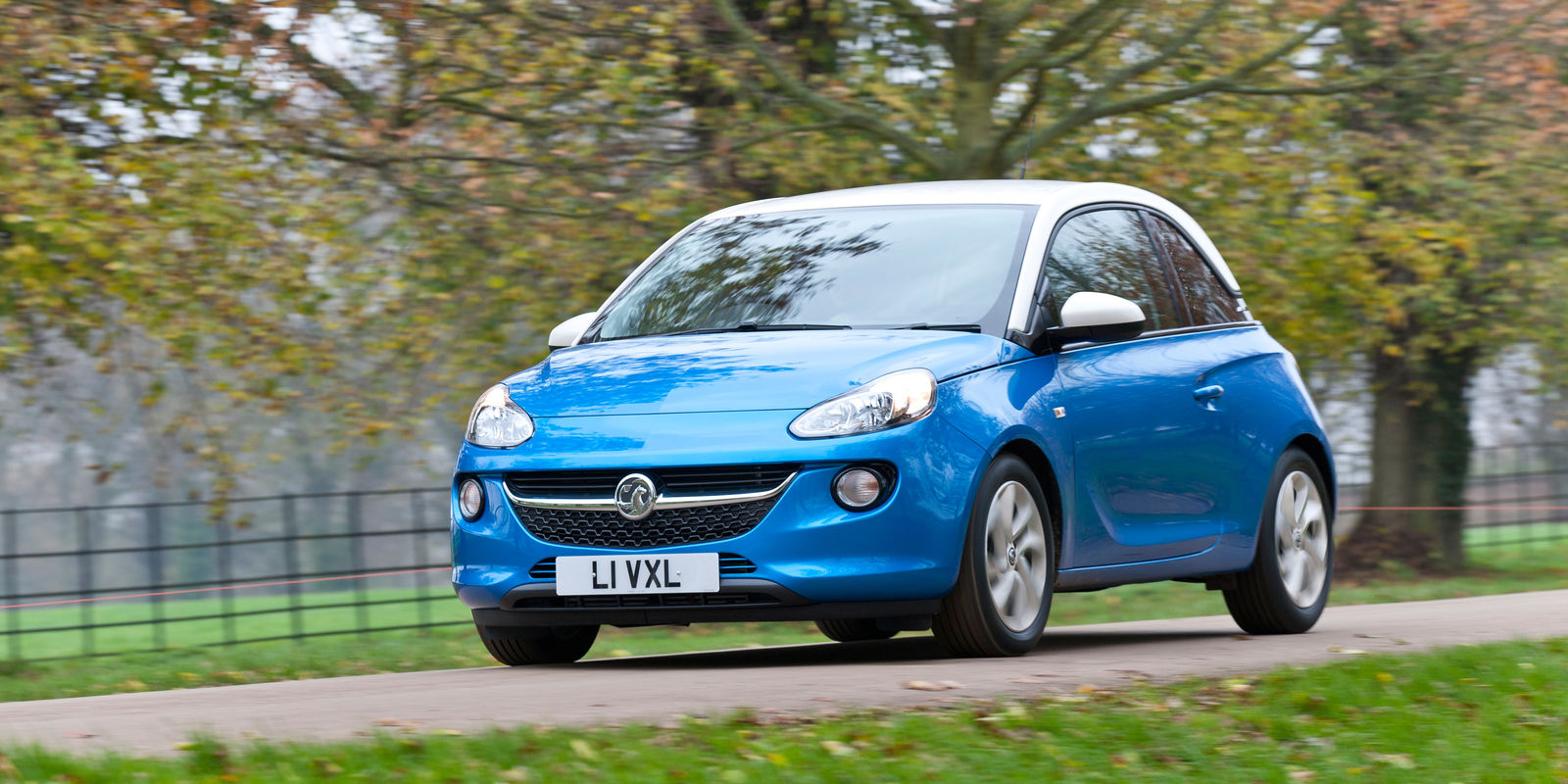 Vauxhall Adam Dimensions Vauxhall Adam Review And Deals Carwow