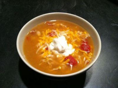 McCormick White Chicken Chili Recipe — Dishmaps