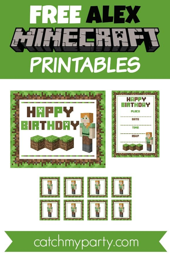 Blog Posts in the Category Printables (Free Birthday) Page 1 Catch