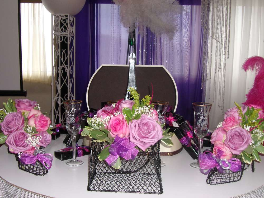 Paris Quinceanera Party Ideas Photo 1 Of 20 Catch My Party