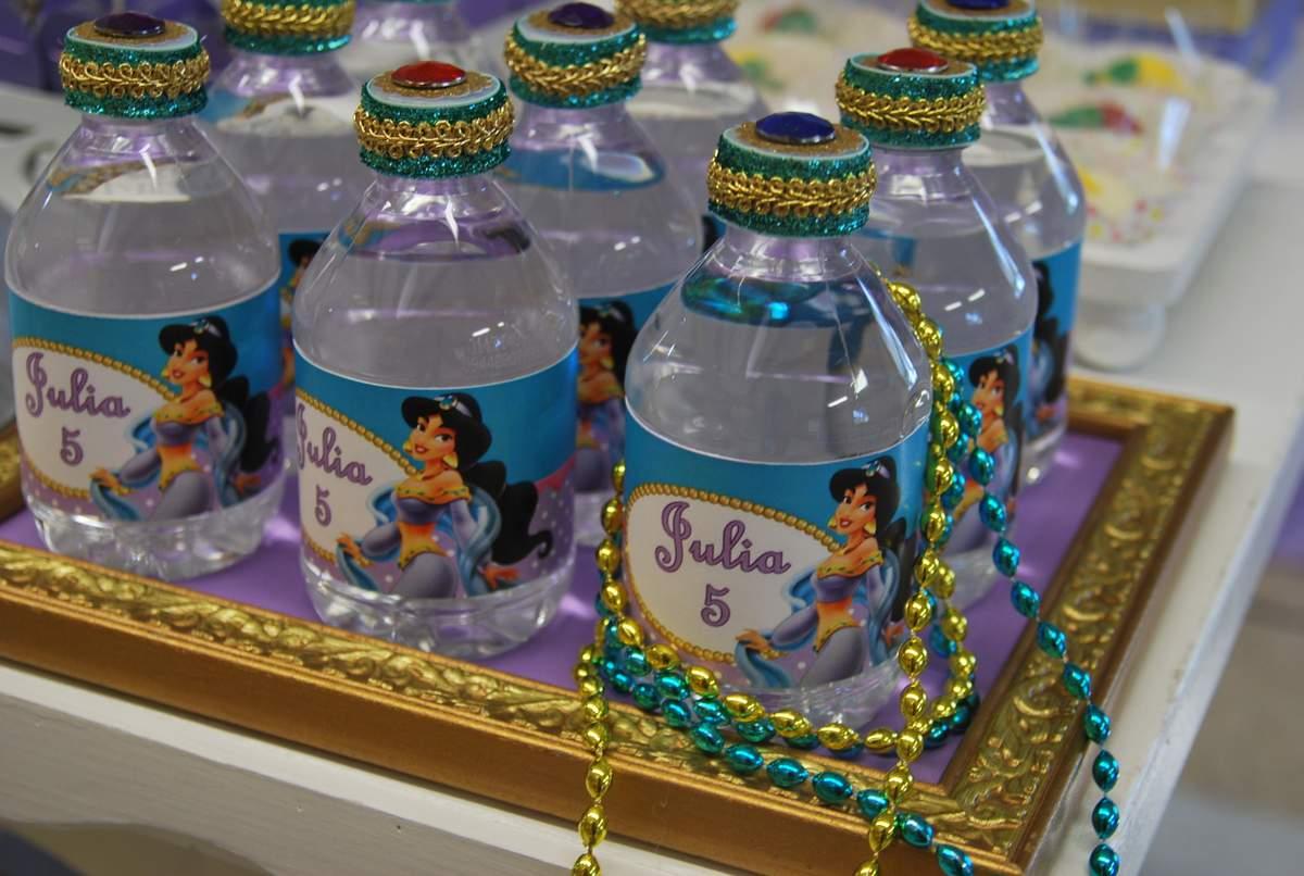 Princess Jasmine - ALADDIN Birthday Party Ideas Photo 6 of 11