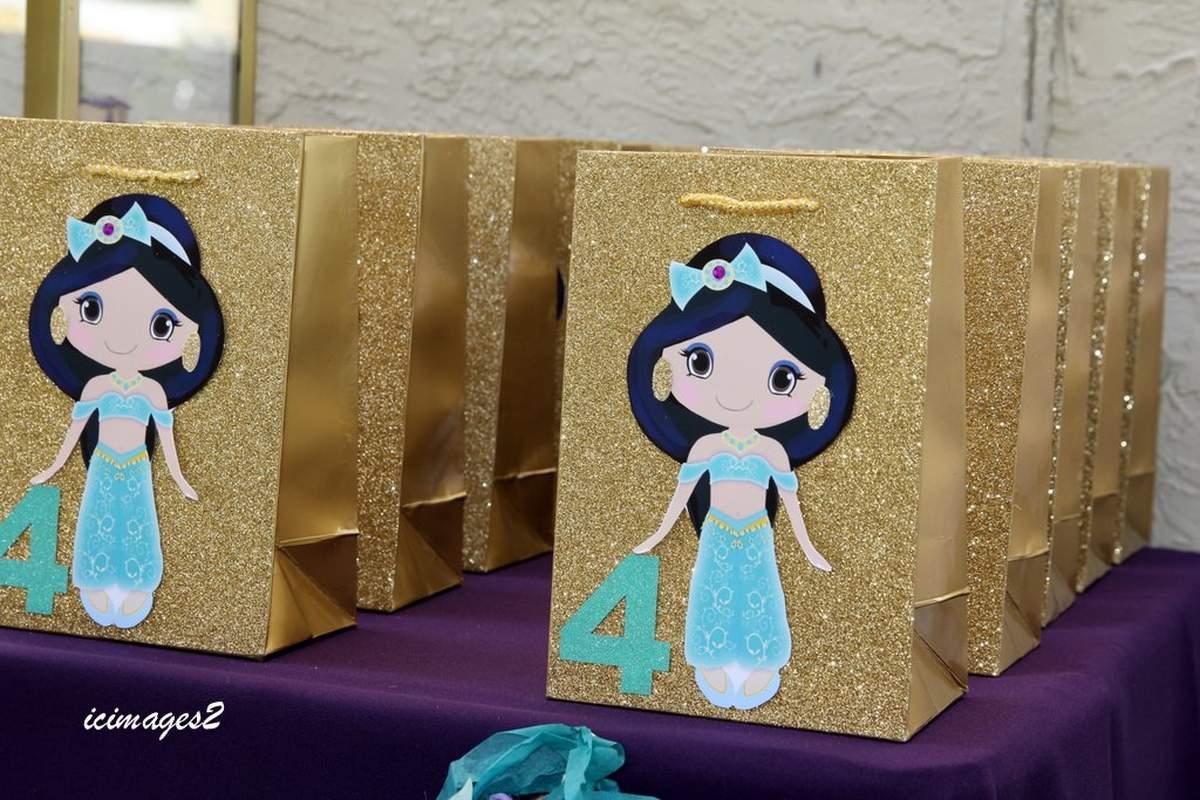 Princess Jasmine Birthday Party Ideas Photo 3 of 30 Catch My Party