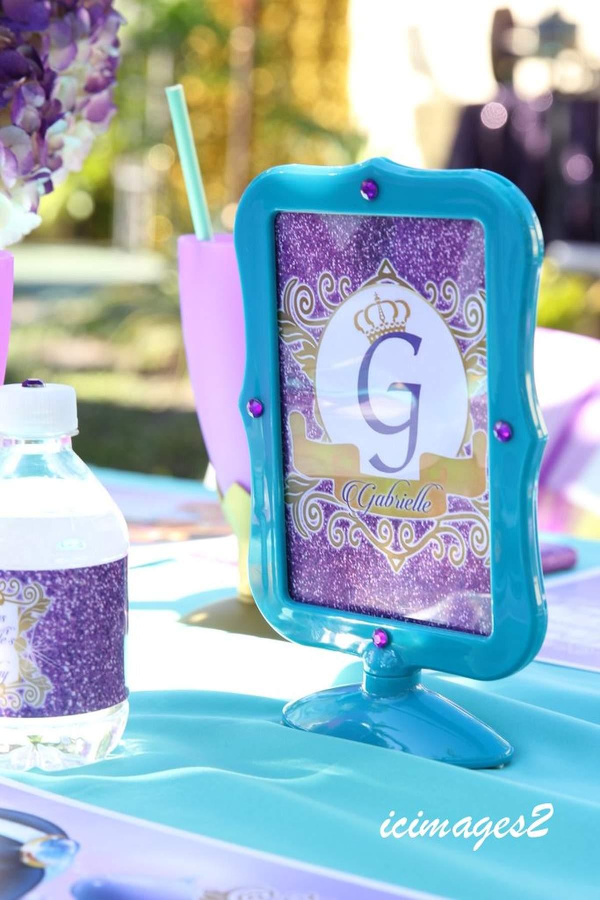 Princess Jasmine Birthday Party Ideas Photo 21 of 30 Catch My Party
