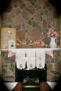 Vintage Country Chic Bridal/Wedding Shower Party Ideas ...