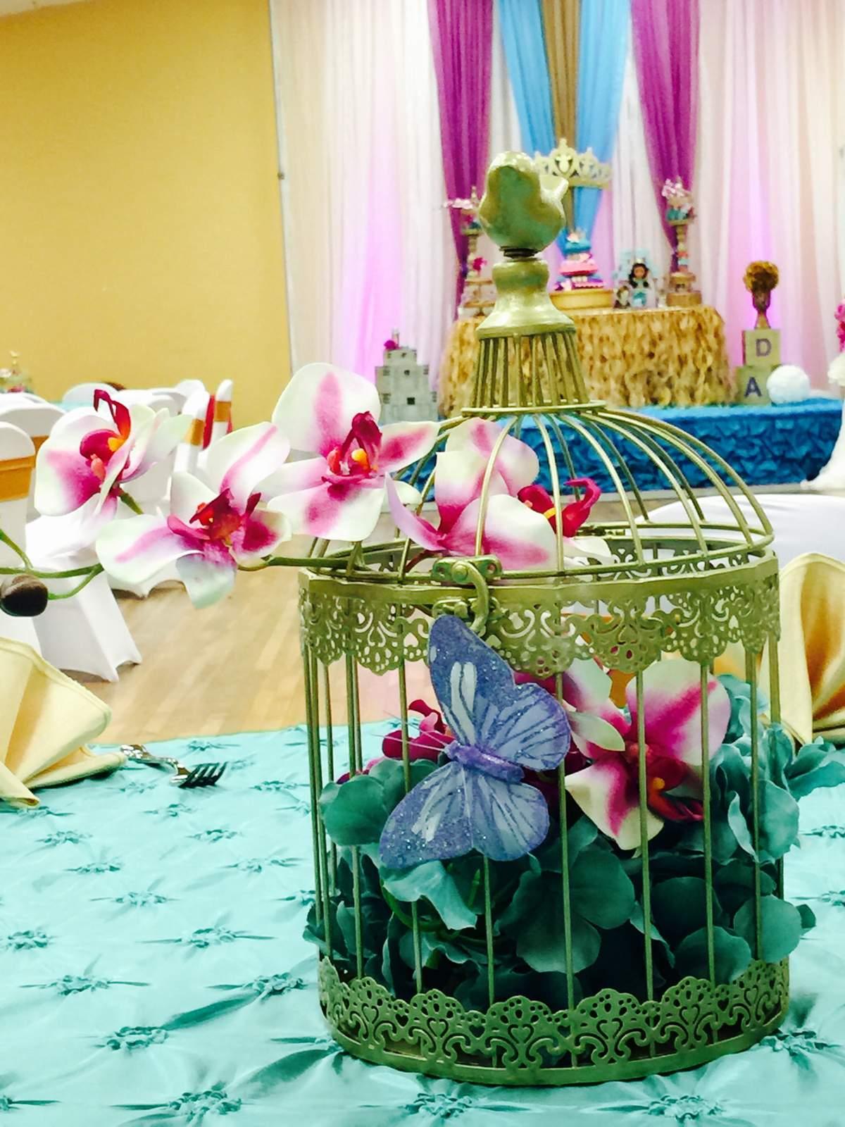 Princess Jasmine (Aladdin) Baby Shower Party Ideas Photo 1 of 25