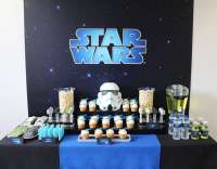 Star Wars Birthday Party Ideas | Photo 1 of 13 | Catch My ...