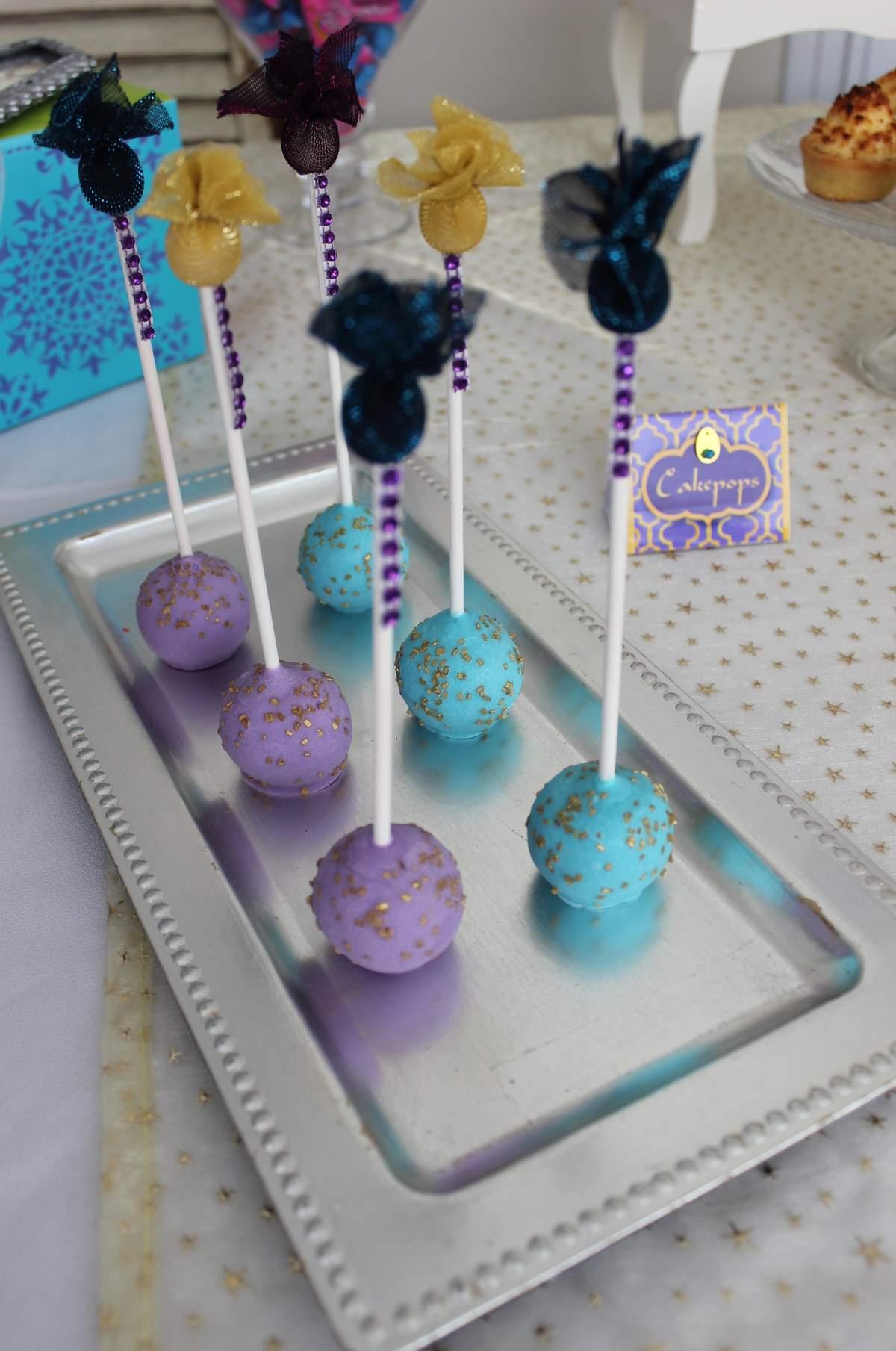 Jasmine Birthday Party Ideas Photo 6 of 11 Catch My Party