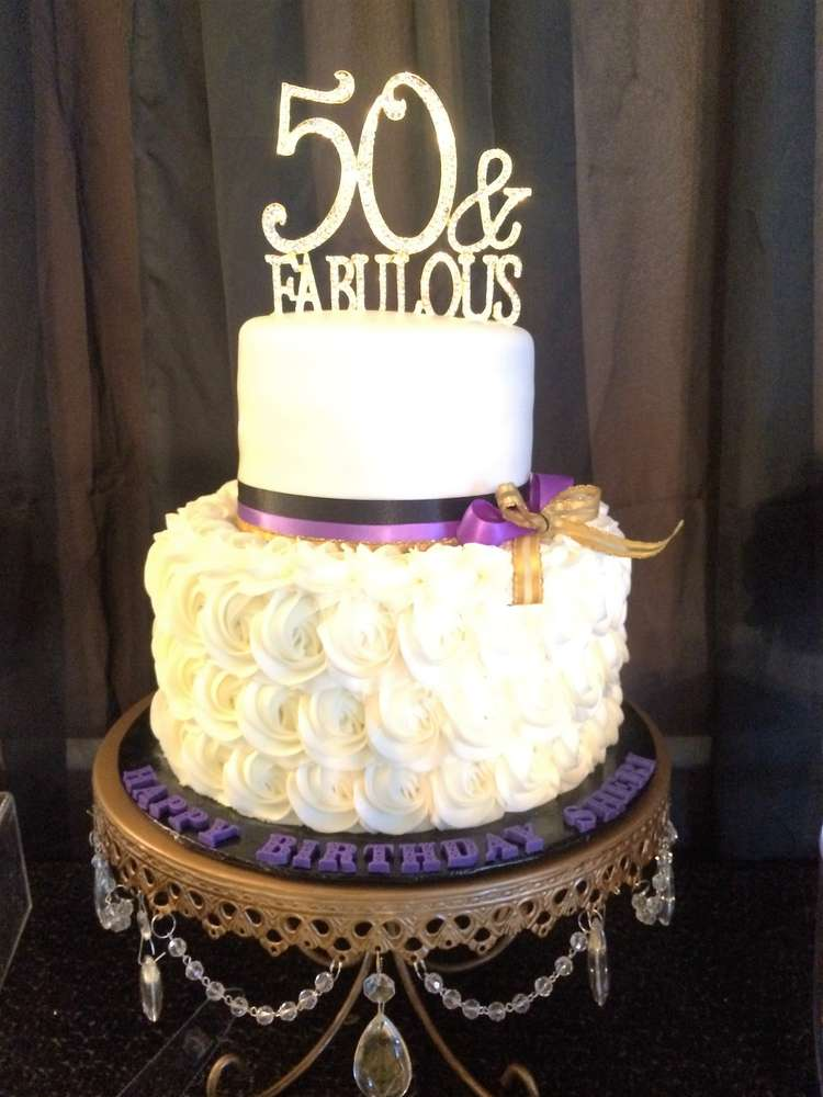 Gold, Purple and Black Birthday Party Ideas Photo 7 of 24 Catch