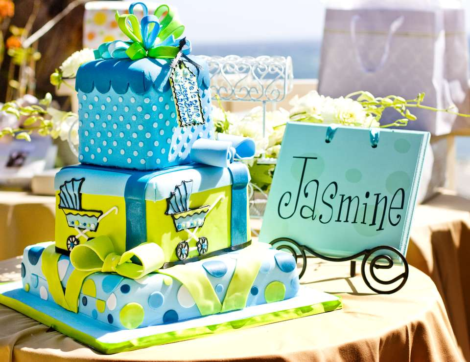Surprise Shower for Mommy-to-be / Baby Shower \
