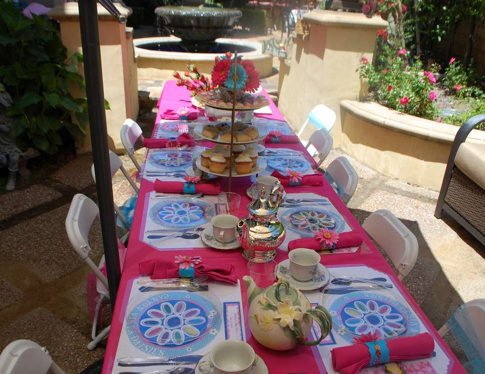 Tea Party / Mother\u0027s Day \