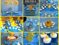"Rubber Duckies / Baby Shower ""Cindy's Rubber Duckie"
