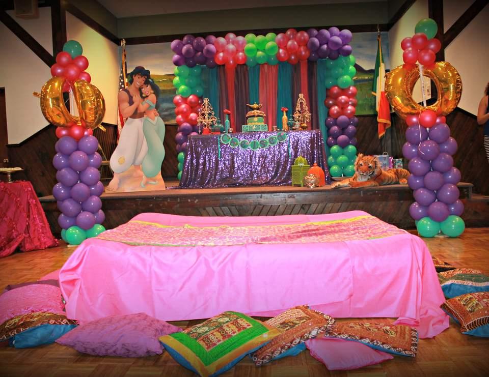 princess jasmine / Birthday \