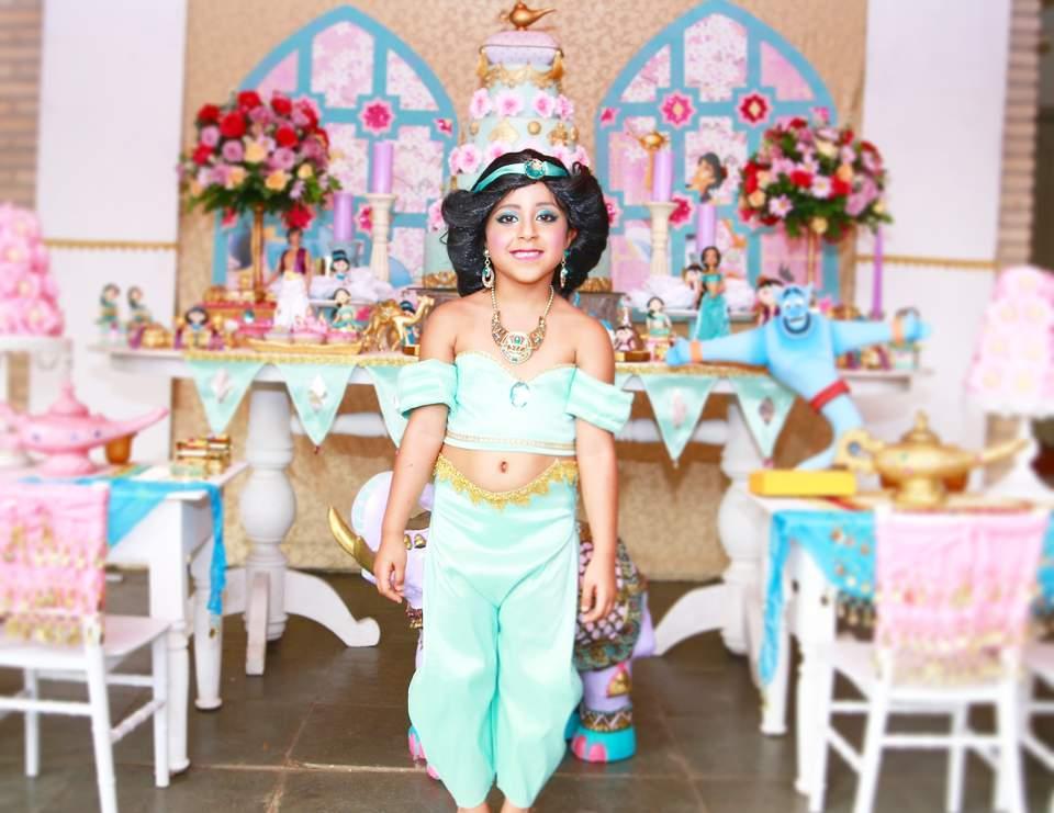 Aladdin and Jasmine / Birthday \