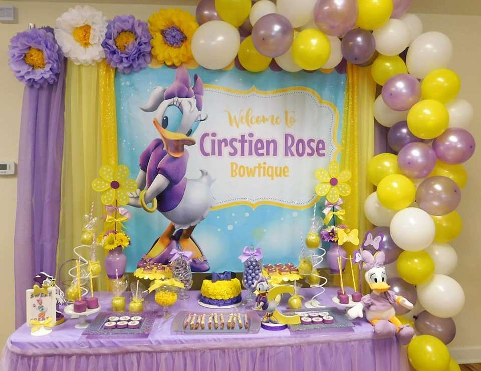 Daisy Duck / Birthday \