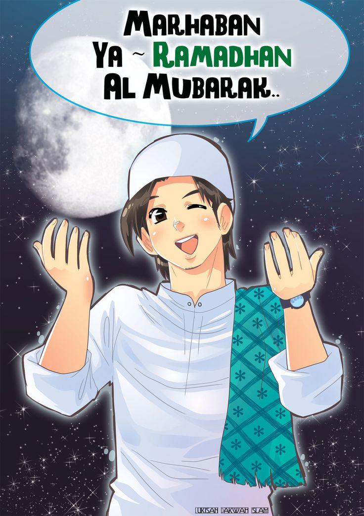 Wallpaper Cartoon Islamic Girl احدث صور رمضان شهر المغفره والرحمه صور جميلة