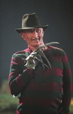 Freddy's back for 2008