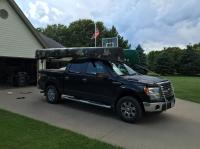 Pvc Roof Rack & A Really Great Solar Collector.The All
