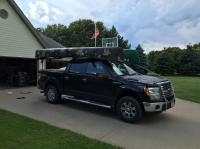 Roof Rack For Canoe On Truck - Best Roof 2018