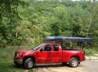 Homemade Canoe Rack For Pickup Truck - Homemade Ftempo