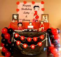 Southern Blue Celebrations: Betty Boop