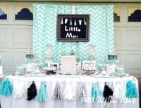 37 Creative Spring Baby Shower Ideas For Boys | Table ...