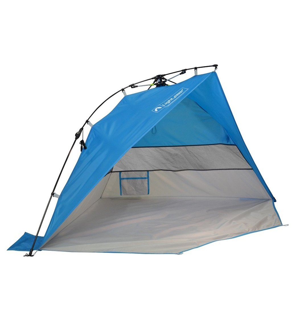 Pop Up Sun Shelter Canada Lightspeed Outdoors Mini Beach Shelter