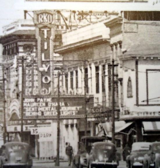 RKO Tilyou Theatre exterior