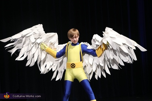 Angel From X Men Costume