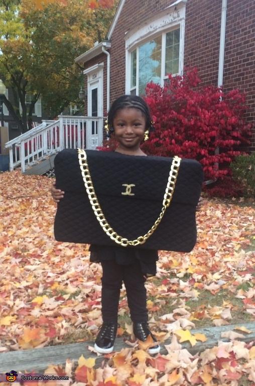 Little Baby Girl Wallpaper Ideas Chanel Purse Girl S Halloween Costume