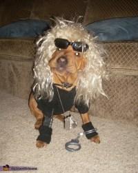 Dog the Bounty Hunter Dog's Costume