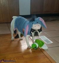 Eeyore Dog Costume - Photo 4/4
