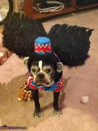 Flying Monkey Costume for Dogs - Photo 2/3