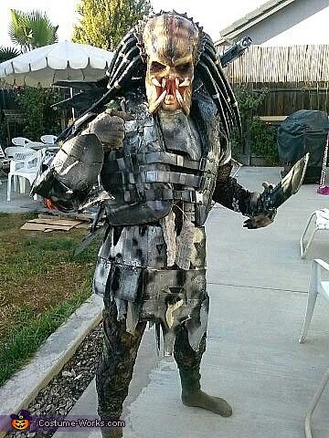 Fall Out 4 Hd Wallpapers Medieval Predator Costume