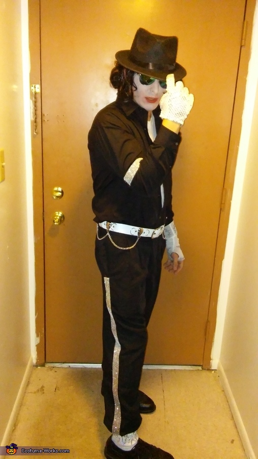 Toddler Toys Michael Jackson Costume