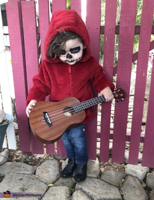 Babies Toys Walmart Miguel From Coco Costume
