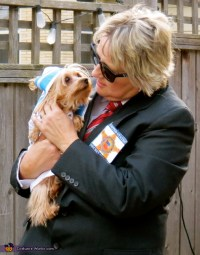 DIY Pope Dog Costume - Photo 4/4
