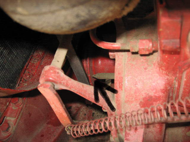 How To Set Points - Farmall Cub