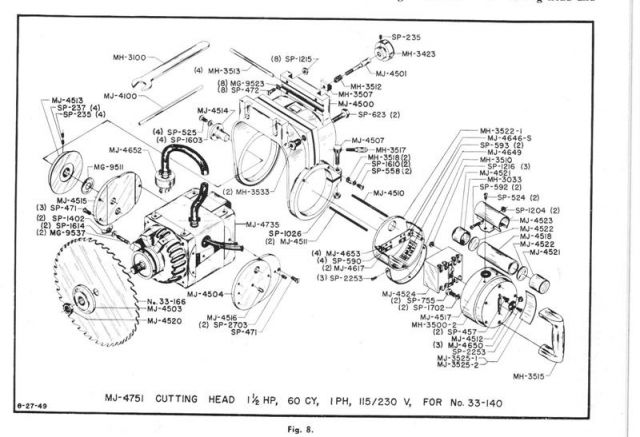 sears 10 table saw wiring diagram