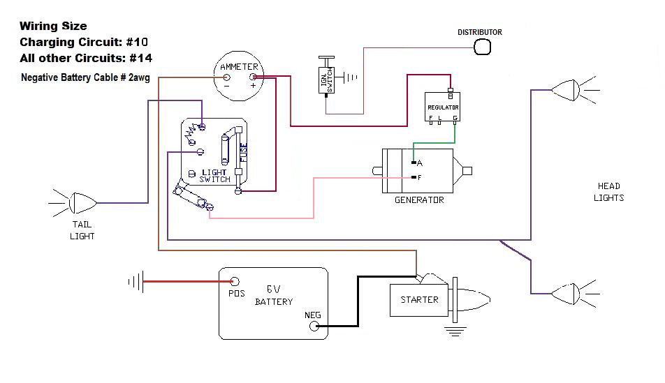 12 volt wiring diagram for super h farmall